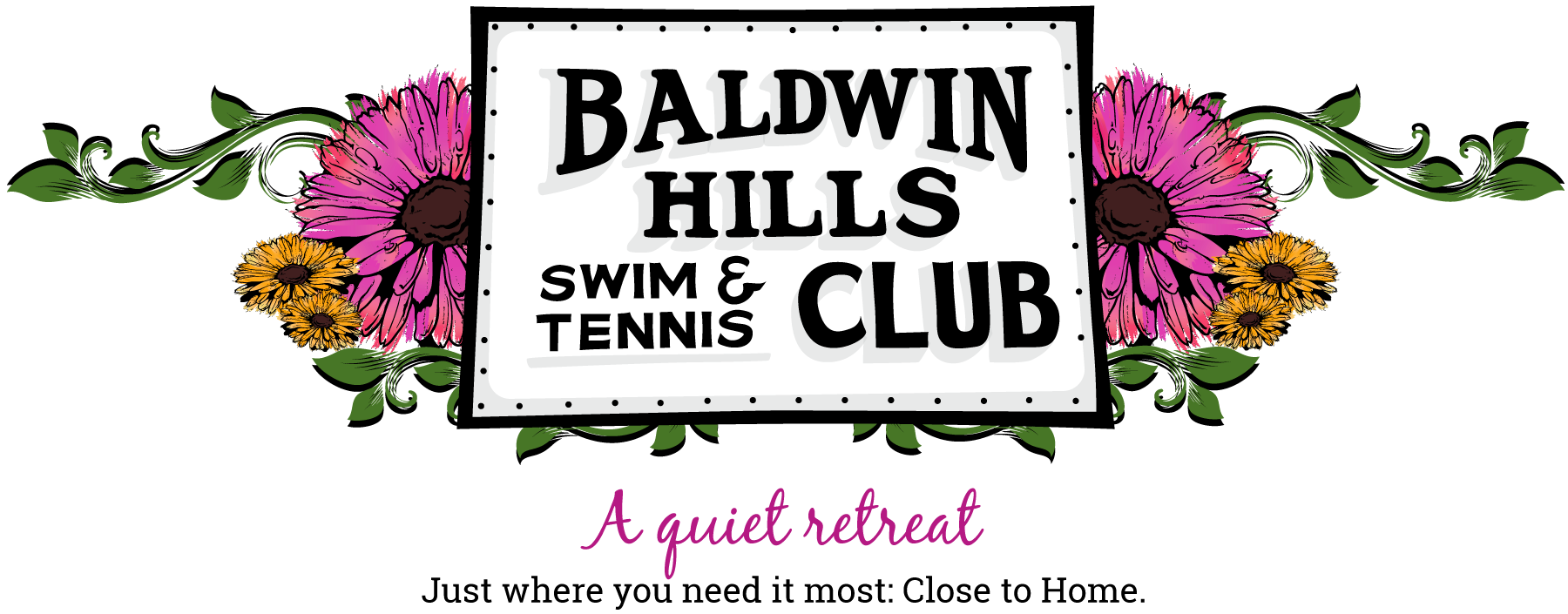 Baldwin Hills Swim Club